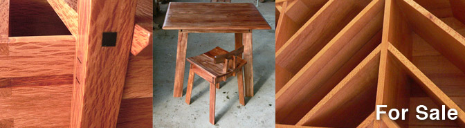 Woodsong Fine Furniture For Sale