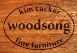 Woodsong Fine Furniture logo